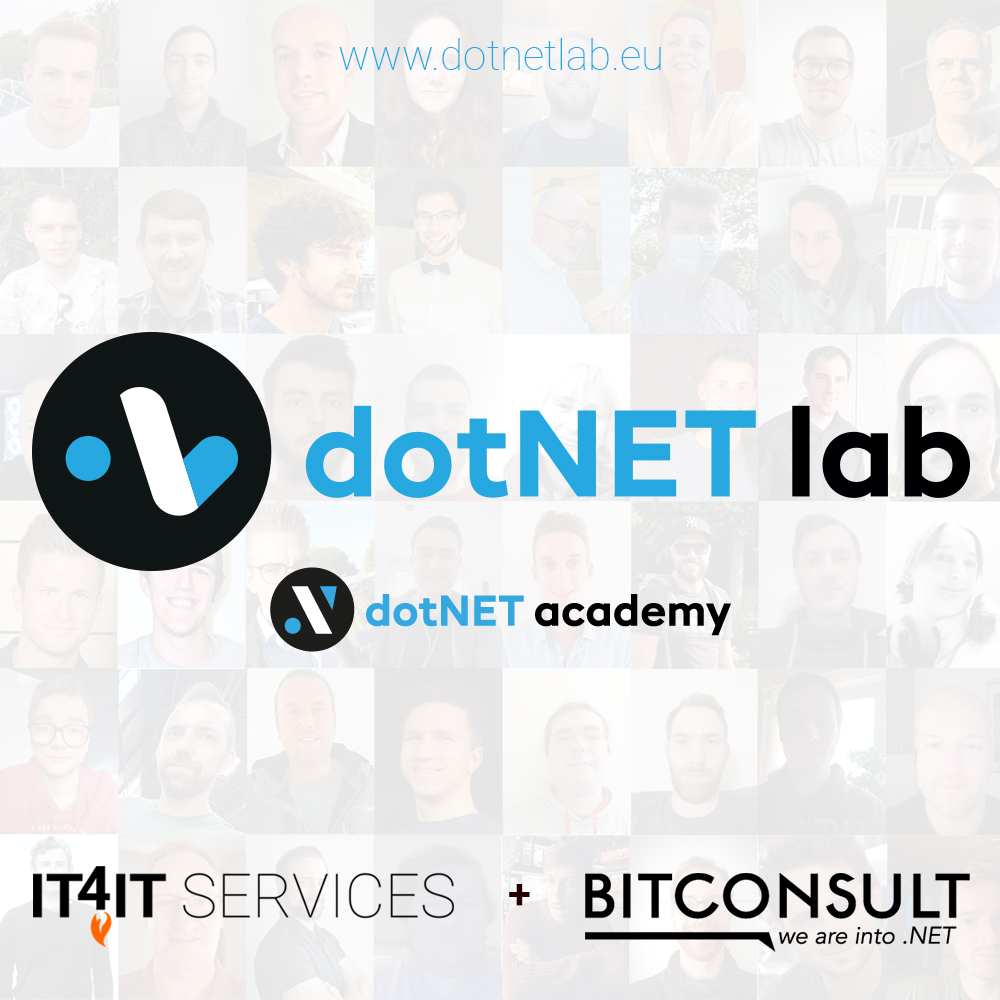 Bitconsult + IT4IT Services = dotNET lab